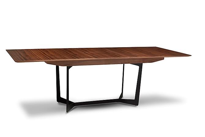 Idir Matbord 200 cm - Brun - Möbler - Bord - Matbord & köksbord