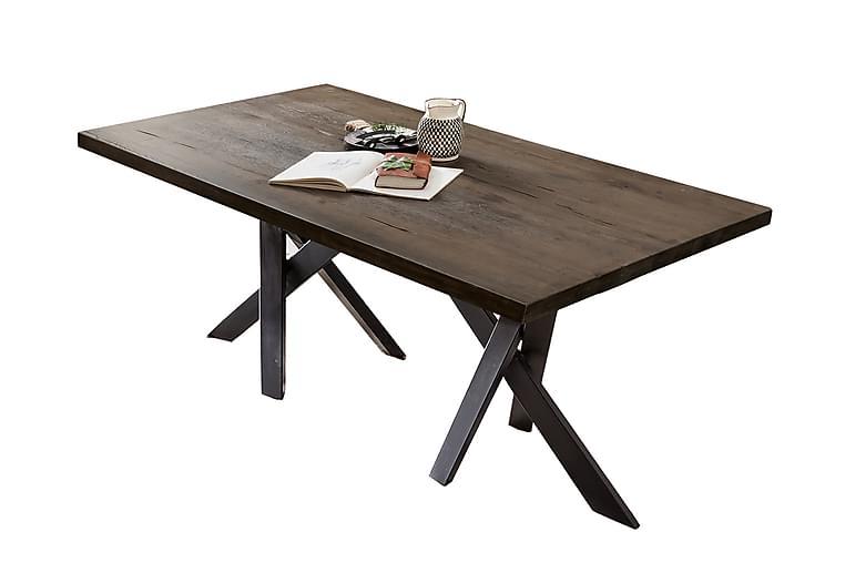 Laikera Matbord 180x100 cm - Svart - Möbler - Bord - Matbord & köksbord