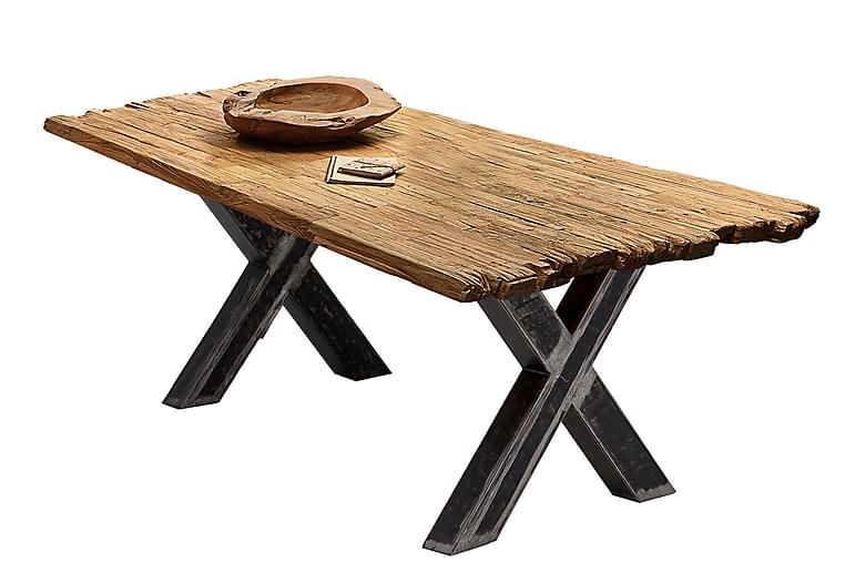 Laikera Matbord 240 cm - Återvunnen Teak - Möbler - Bord - Matbord & köksbord