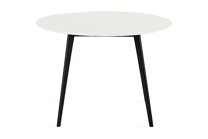 Life Matbord 120 cm Runt - Vit - Möbler - Bord - Matbord & köksbord