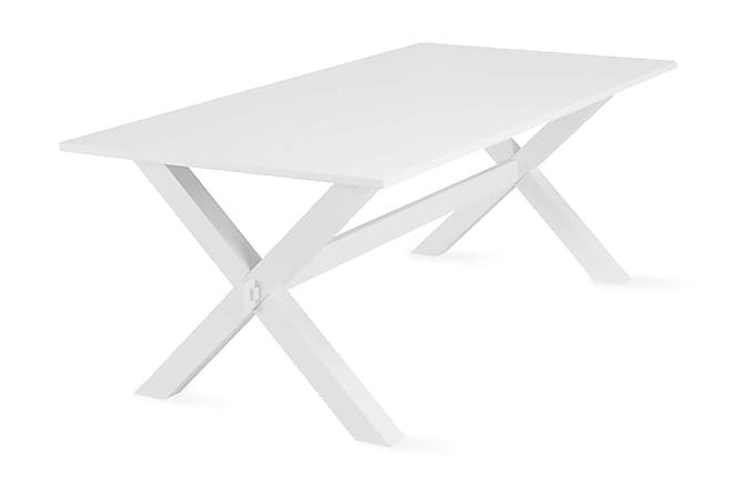 Linnea Matbord 180 cm - Vit - Möbler - Bord - Matbord & köksbord