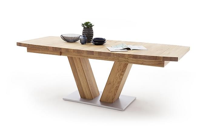 Managua Matbord 140 cm - Trä/Natur - Möbler - Bord - Matbord & köksbord