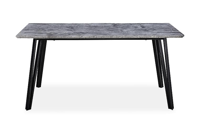 Marcelen Matbord - Grå - Möbler - Bord - Matbord & köksbord