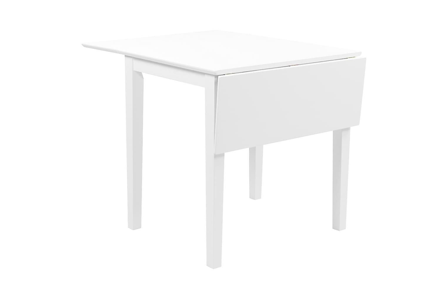LILY Jatkettava Pöytä 62 Valkoinen