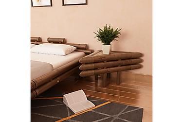 Bironico Sängbord 60x60 cm 2-pack
