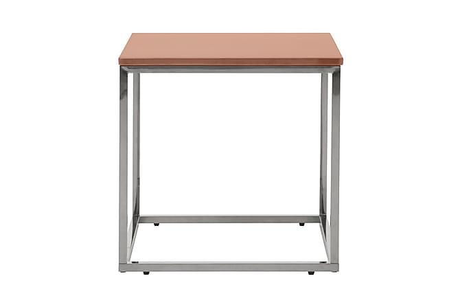 Carrie Sidobord 50 cm - Koppar/Stål - Möbler - Bord - Sängbord & nattduksbord