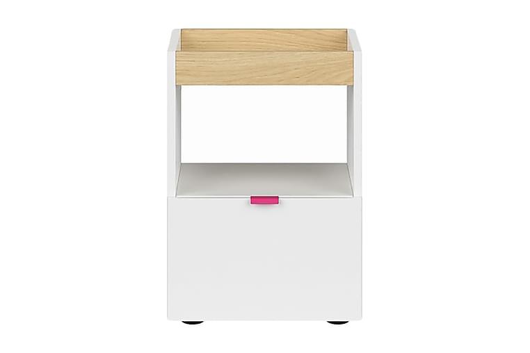Freehold Nattduksbord - Vit Trä/natur - Möbler - Bord - Sängbord & nattduksbord