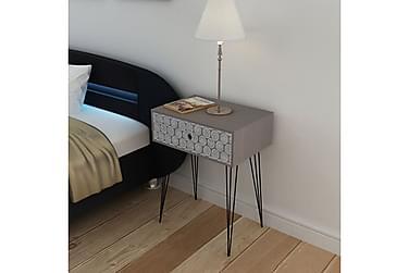 Shia Sängbord Låda 44x31 cm