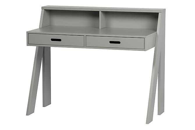 Deana Skrivbord 93x112 cm - Betonggrå - Möbler - Bord - Skrivbord
