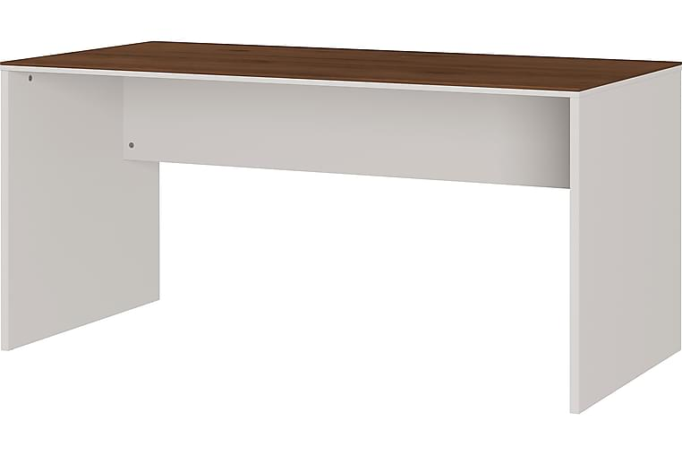 Melarde Skrivbord - Beige/Brun - Möbler - Bord - Skrivbord