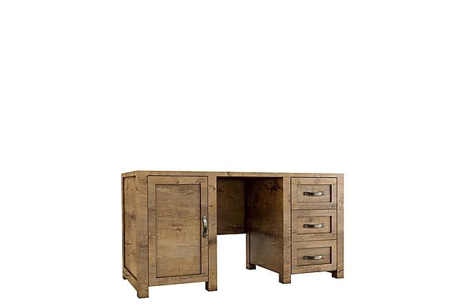 Nevada Skrivbord 62x167 cm - Mörk Ek - Möbler - Bord - Skrivbord