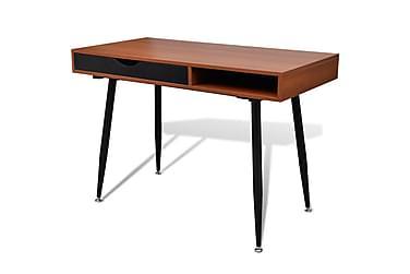 Skrivbord brun