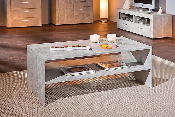 Abisko Soffbord 115 cm - Ljusgrå - Möbler - Bord - Soffbord