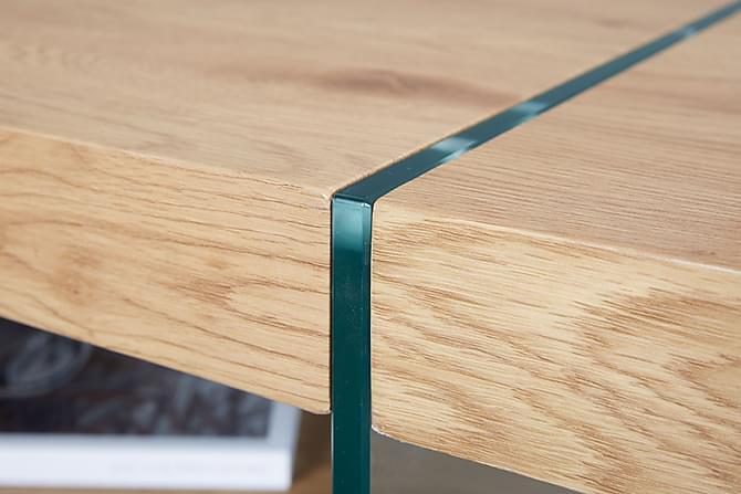 Aldreda Soffbord 110 cm - Brun - Möbler - Bord - Soffbord