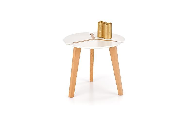 Amatrice Soffbord 50 cm - Vit - Möbler - Bord - Soffbord
