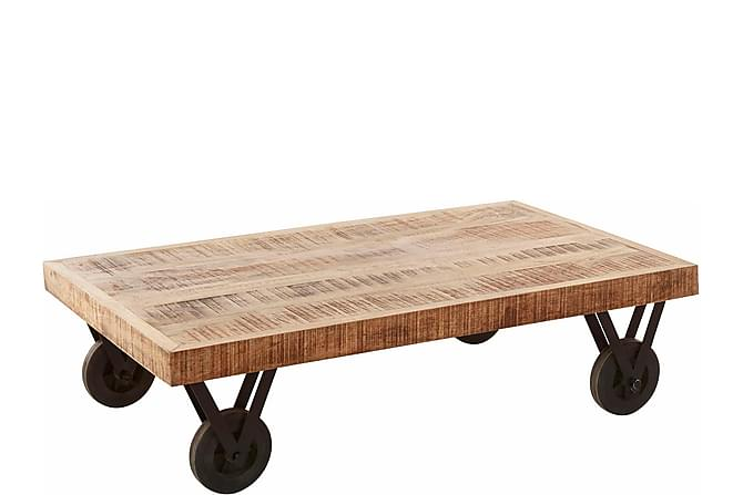 Bence Soffbord 110 cm - Natur/Trä - Möbler - Bord - Soffbord