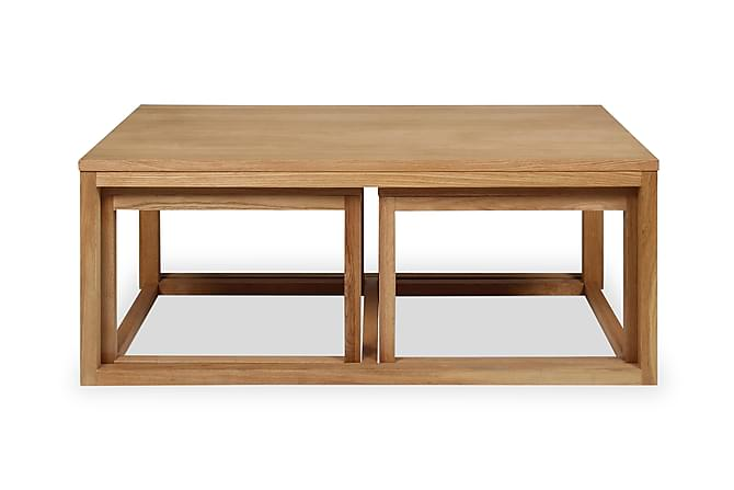 Fabian Soffbord 120 cm - Ek - Möbler - Bord - Soffbord