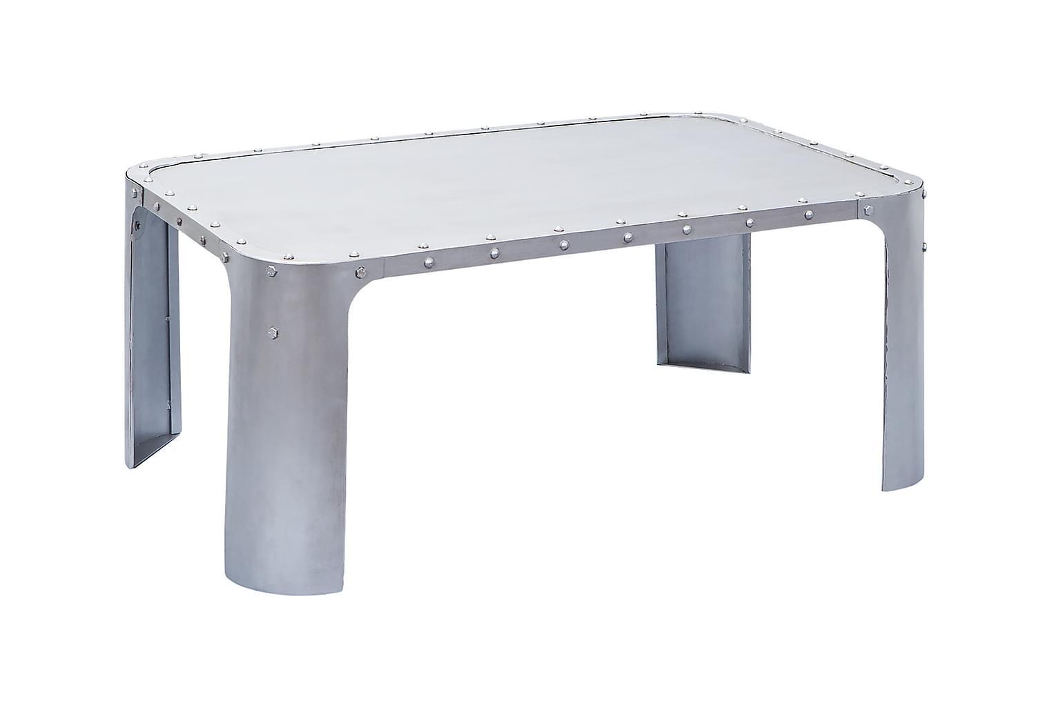 GORMUR Sohvapöytä110 Antiikkihopea