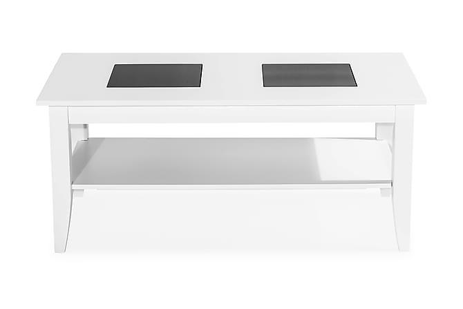 Matilda Soffbord 120 cm - Vit - Möbler - Bord - Soffbord