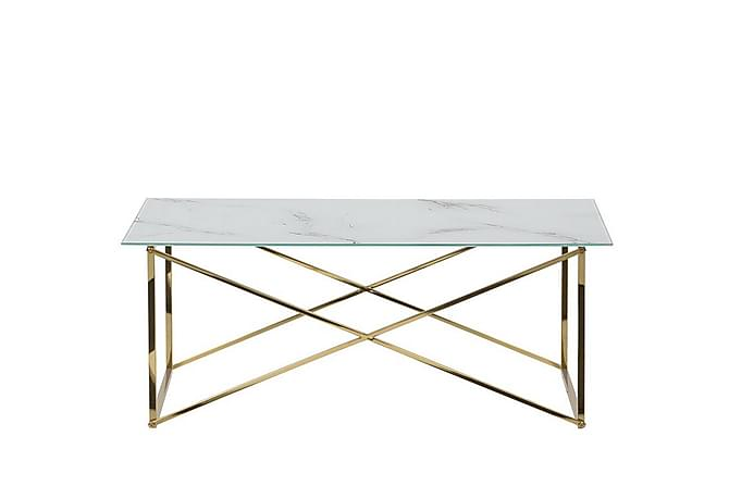 Nod Soffbord - Vit - Möbler - Bord - Soffbord