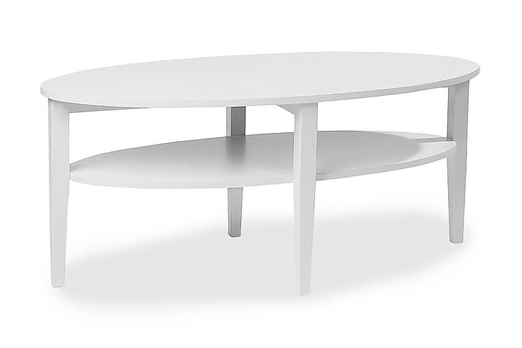 Nybro Soffbord 120 cm Ovalt