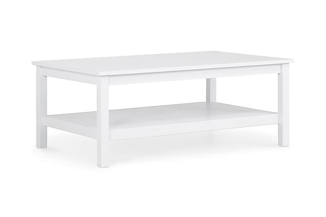 Nyhamn Soffbord 120 cm - Vit - Möbler - Bord - Soffbord