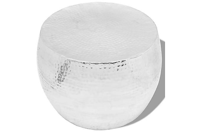 Caltha Soffbord 53 cm Runt - Silver - Möbler - Bord - Soffbord