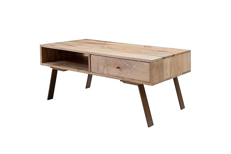 Sekuterski Soffbord 95 cm - Trä/natur - Möbler - Bord - Soffbord