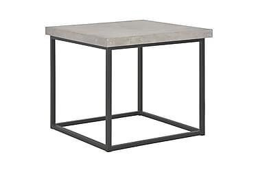 Soffbord 55x55x53 cm betong