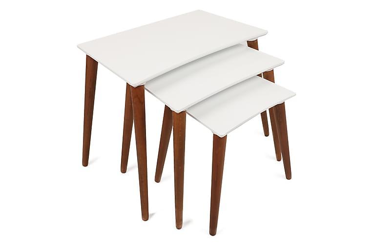 Ventlinge Satsbord - Vit - Möbler - Bord - Soffbord