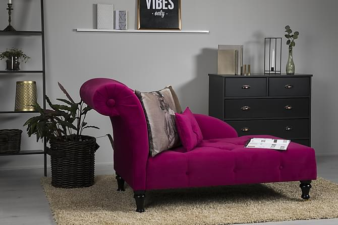 dahlia divan cerise sammet. Black Bedroom Furniture Sets. Home Design Ideas