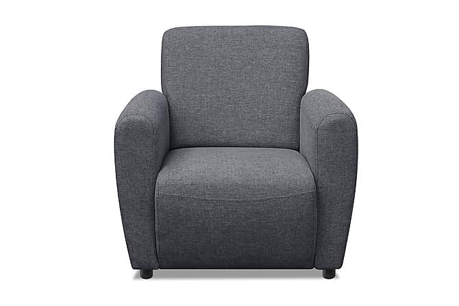 Aston Fåtölj - Antracit - Möbler - Fåtöljer & fotpallar - Fåtöljer