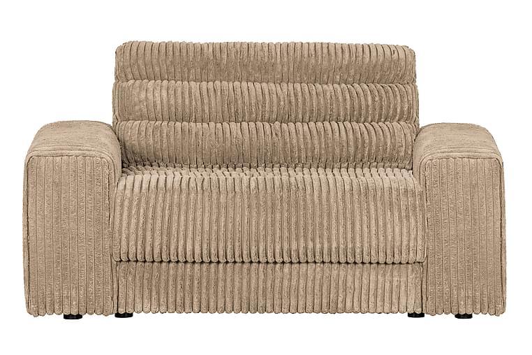 Date Loungefåtölj - Ljusbeige - Möbler - Fåtöljer & fotpallar - Fåtöljer