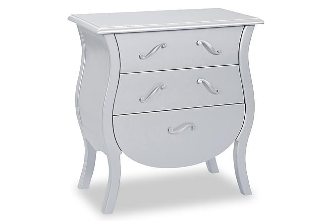 Osaki Byrå 70 cm - Silver - Möbler - Förvaring - Byrå