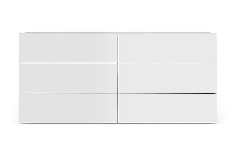 Temahome Ymmera Byrå 180 cm - Vit - Möbler - Förvaring - Byrå