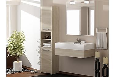Lowry Badrumsskåp 40x30x170 cm