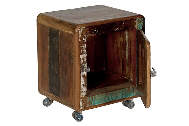 Uskanna Förvaringsskåp - Röd - Möbler - Förvaring - Förvaringsskåp