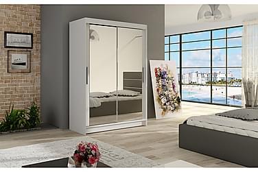 Estella Garderob Skjutdörrar Spegel