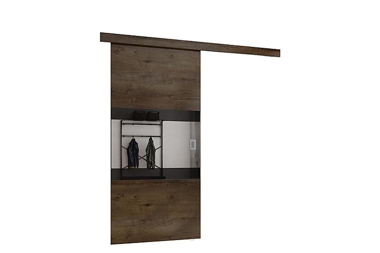 Grinduga Skjutdörr med Spegel - Möbler - Förvaring - Garderober & garderobssystem