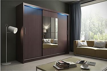 Kola Garderob 250x61x218 cm