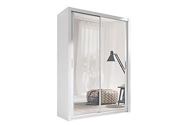 Mitzel Garderob 150 cm 2 Speglar