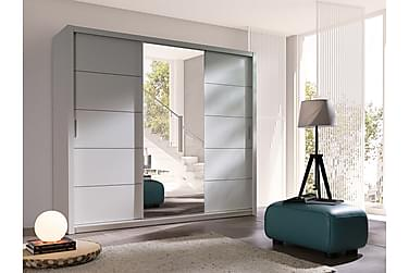 Mitzel Garderob 250 cm Stor Spegel