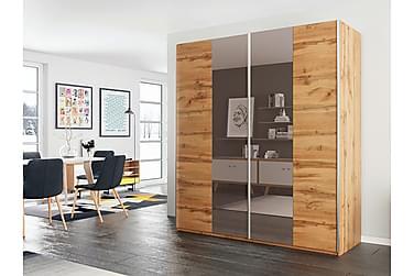 Praga Garderob 200x65x210 cm