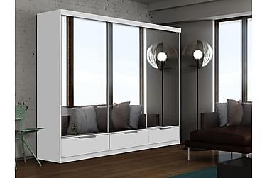 Premium Garderob 268x62x215 cm