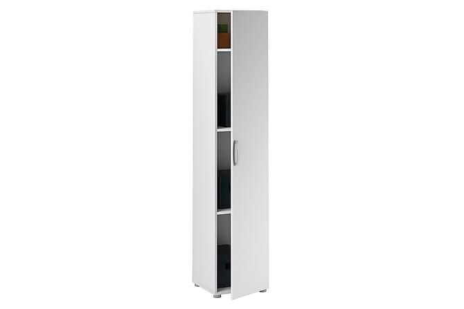 Salo Skåp 35 cm Dörr - Matt Vit - Möbler - Förvaring - Garderober & garderobssystem