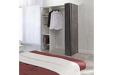 Sjulsbo Garderobssystem 123/160 cm