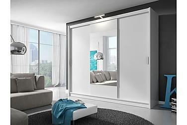 Wiki Garderob 250x62x214 cm