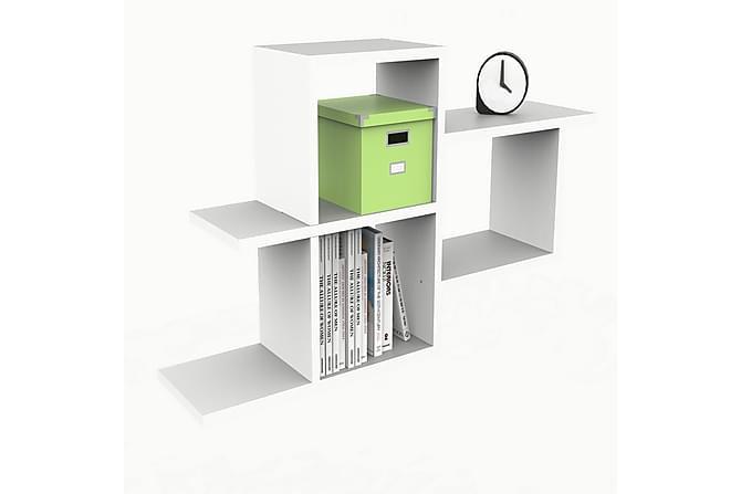 Decormet Förvaringshylla - Vit - Möbler - Förvaring - Hyllor