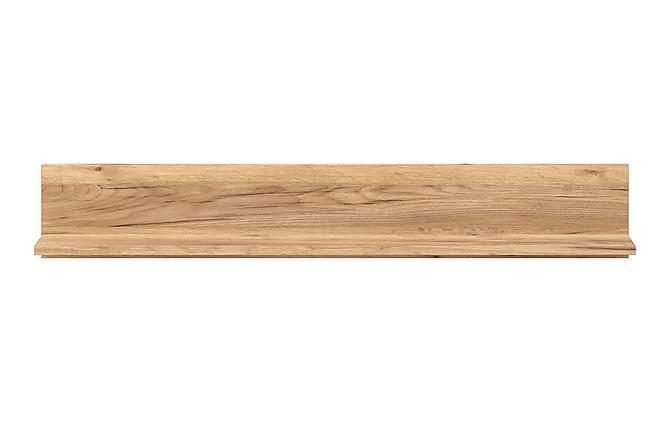 Lamborn Vägghylla 140 cm - Ek - Möbler - Förvaring - Hyllor