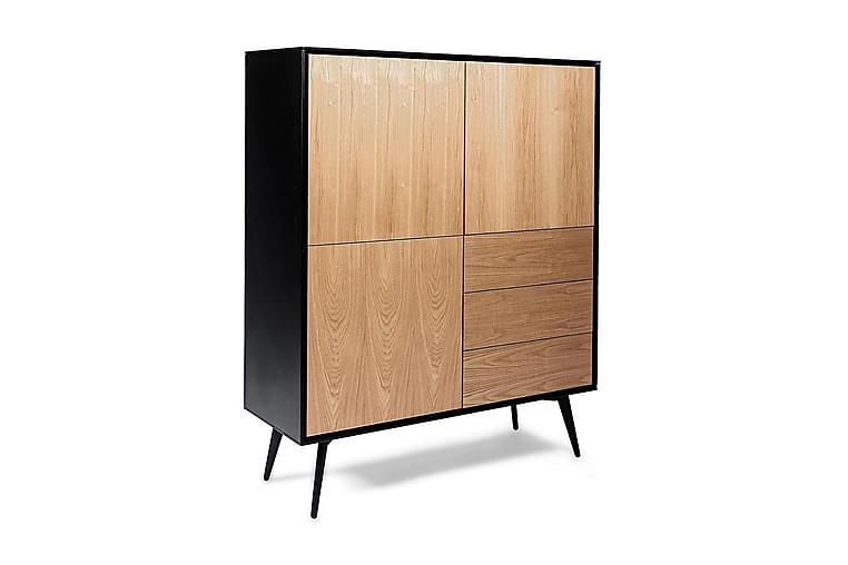 Daiva Sideboard 40x110 cm - Svart - Möbler - Förvaring - Sideboard & skänk